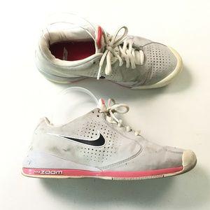 Nike Grey Sneakers 8.5 B49:x01855